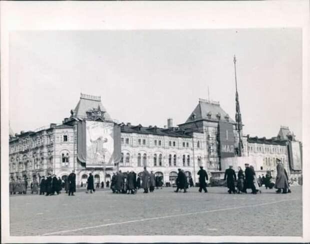 Советский Союз на фотографиях из одного небольшого западного архива (27 фото)