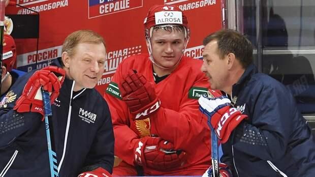 «Сильный стратег, мотиватор и психолог»: Жамнов возглавит сборную России по хоккею на Олимпиаде вместо Знарка