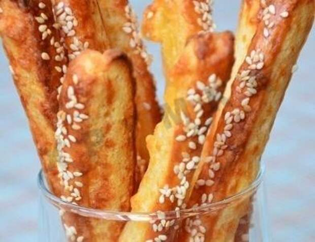 Сырные палочки - 8 домашних вкусных рецептов приготовления