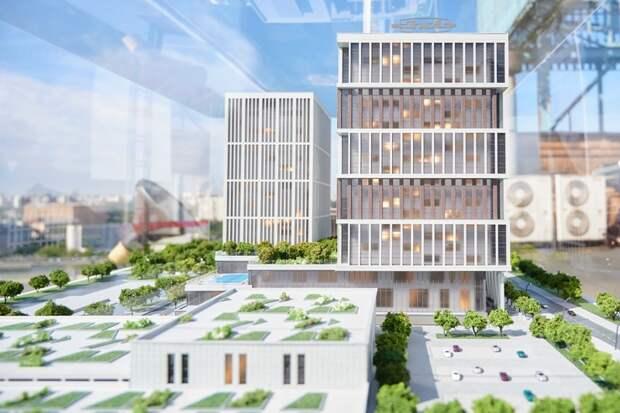 Инвестор вложит более 4 млрд рублей в создание нового комплекса промышленного технопарка на территории ЗИЛа
