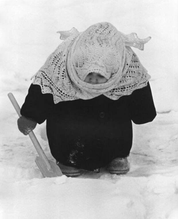 Счастливое детство. СССР, 1961 год. Автор фотографии: Владимир Лагранж.