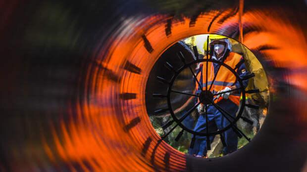 Газовая победа под Новый год: Балканский поток пошёл в обход Украины