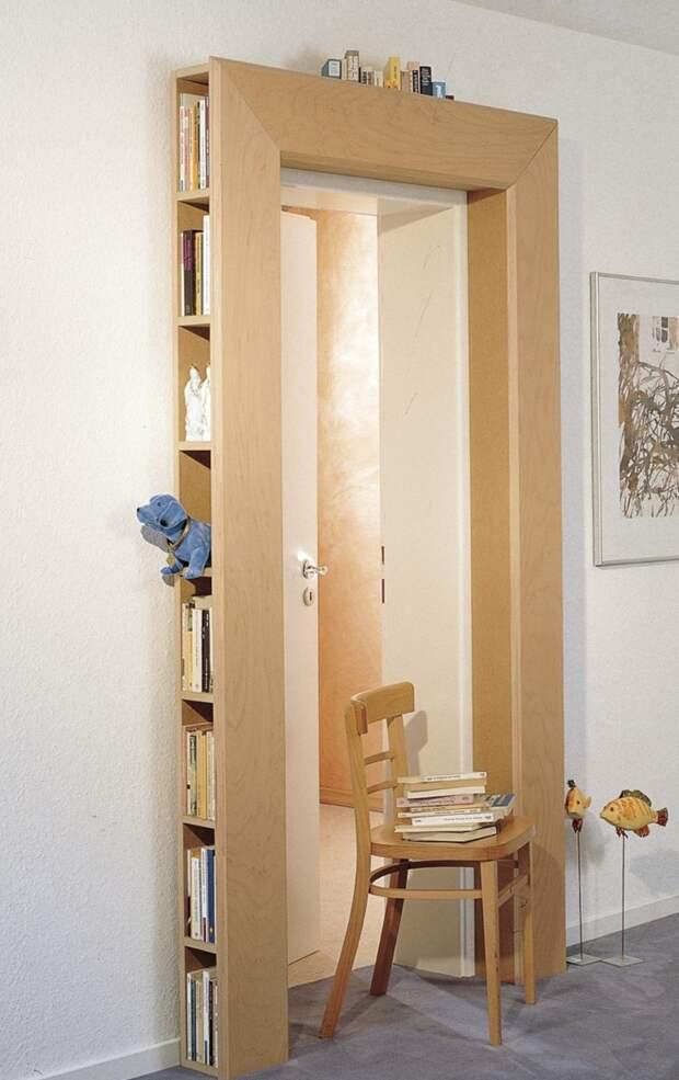 Дверная библиотека (diy)
