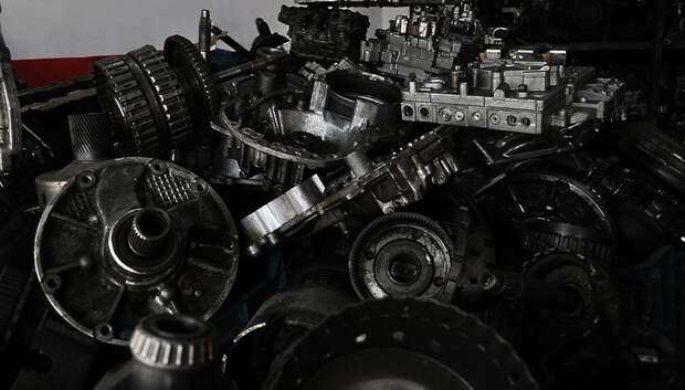 Ограничения на прием металлолома ввели в Подмосковье