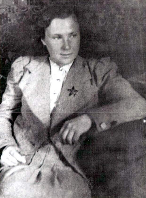 Знаменитая летчица-Лидия Литвяк — советский летчик-истребитель