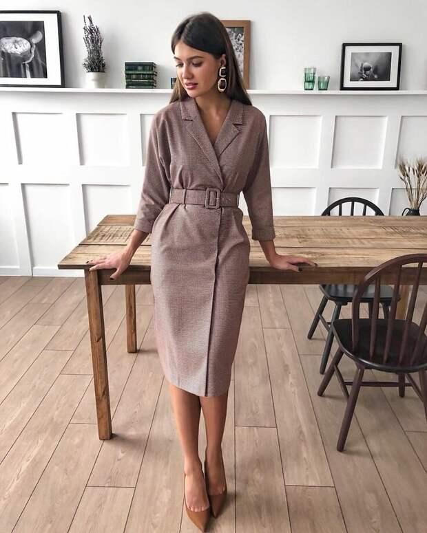Платья, в которых любая женщина выглядит стильно и не скучно