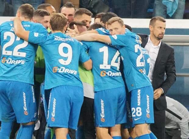 Милонов - о «Зените»: В «Зените» сейчас играет меньше петербуржцев, чем в «Спартаке»… Даже неловко становится