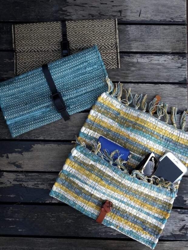 13 феноменальных идей для творческого использования старых ковров. Стоит подарить им вторую жизнь