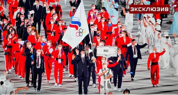 Олимпиада. Болеть не за кого