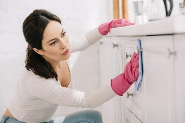 Зачем солить полы на кухне