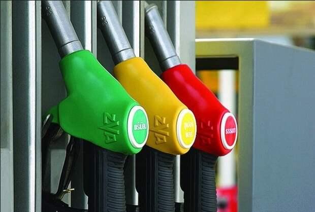 бензин недолив