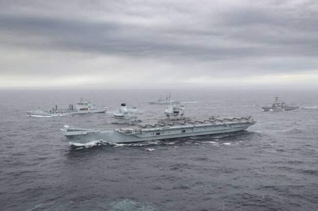 Стало известно о поисках российской подлодки кораблями НАТО в Средиземном море