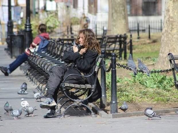 В Нью-Йорке будут платить ежемесячные пособия бездомным