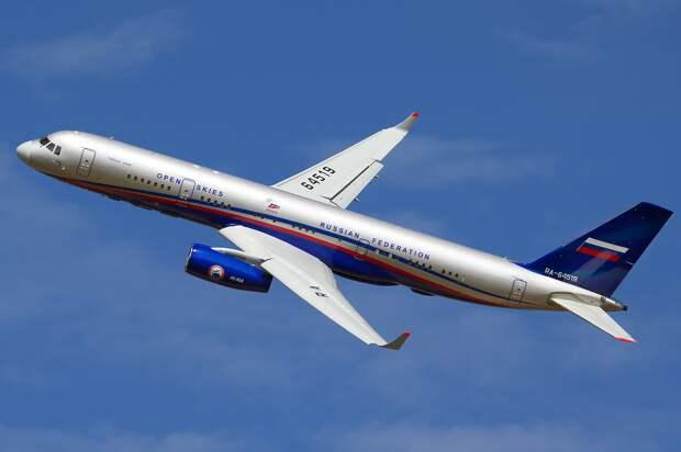Российский военный самолет проведет наблюдательный полет над США
