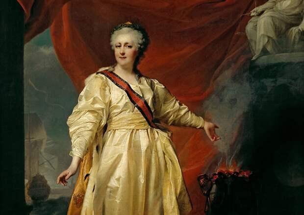 Золотой век матриархата: три великие женщины России