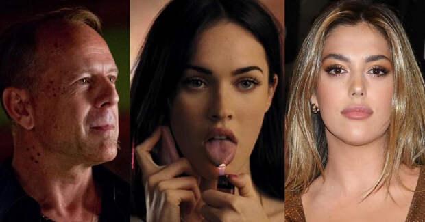 Дочь Сильвестра Сталлоне снимется в триллере с Меган Фокс и Брюсом Уиллисом