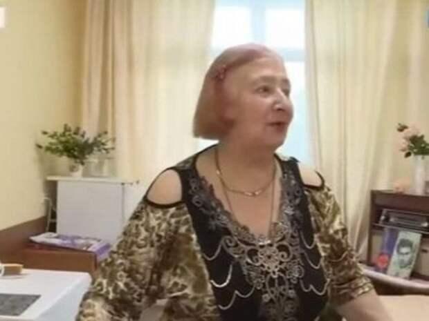 Условия жизни вдовы Николая Сличенко в доме престарелых удивили зрителей