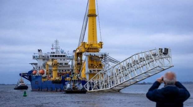 """""""Северный поток-2"""" сделает Украину бесполезной для США"""