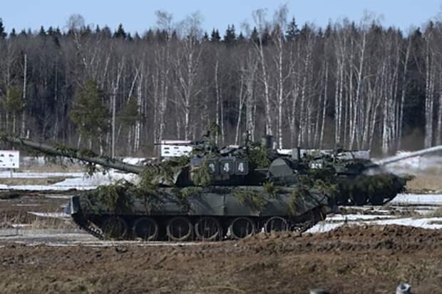 США заявили о наибольшем с 2014 года числе российских войск рядом с Украиной