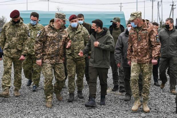 США создают Зеленскому эскадроны смерти для войны с Аваковым и диверсий против РФ
