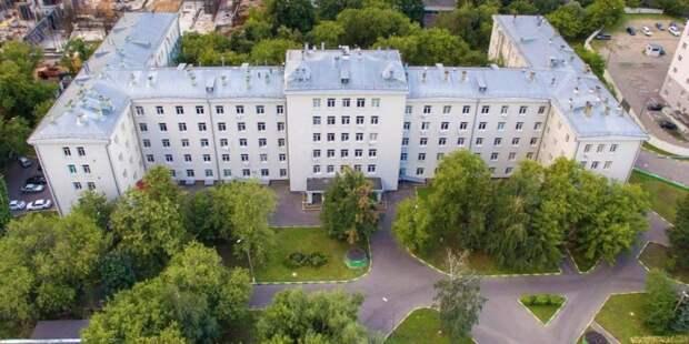 Собянин отметил итоги модернизации городского Спинального центра/ Фото mos.ru