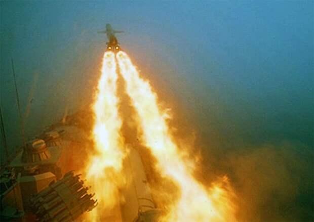 Ракетный противокорабельный комплекс Вулкан П-1000