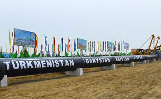 Туркмен талиба* не обидит: «братья» построят газопровод ТАПИ назло России?