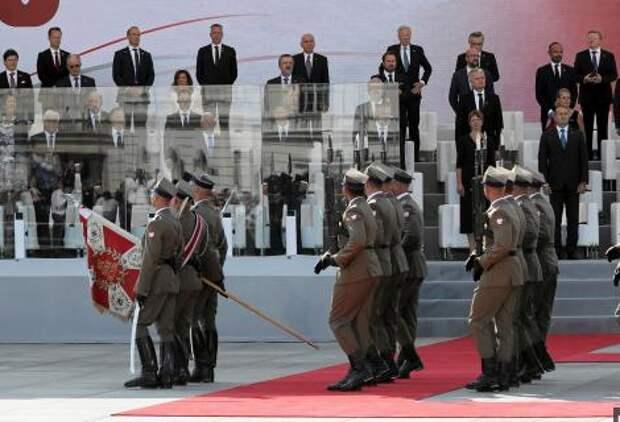 Польша празднует начало второй мировой войны
