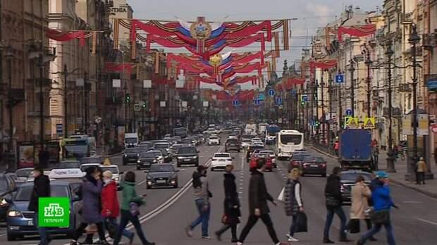 Без шествия, но с парадом: как Петербург отметит День Победы