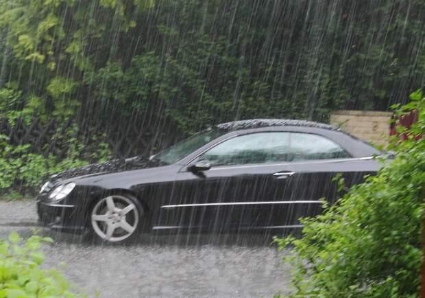 Погода в Крыму в воскресенье — снова обещают дожди