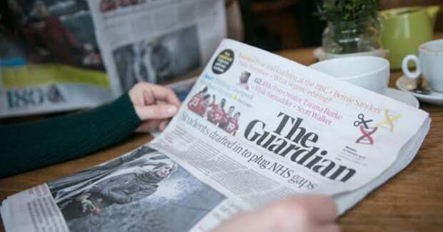 The Guardian отказалась от размещения рекламы нефтегазовые компаний