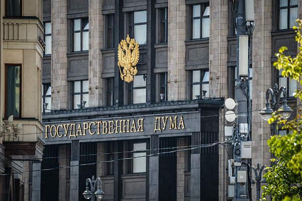 В Госдуме предложили усилить ответственность за фейки с полицейской формой