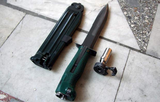 Короткоствольный авангард: рейтинг необычных пистолетов для спецслужб
