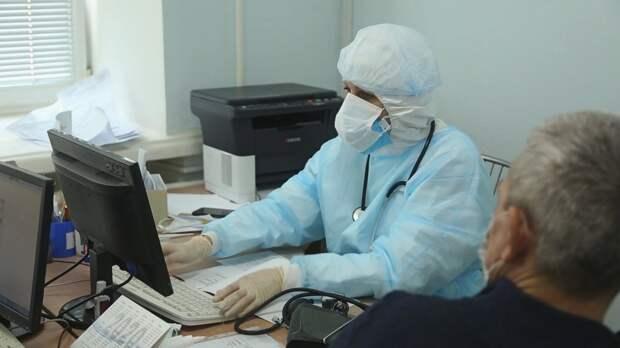 Суточный прирост больных коронавирусом в РФ составил 8 894 человека