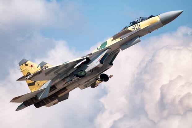 Американские эксперты считают Су-35 идеальным истребителем для завоевания превосходства в воздухе