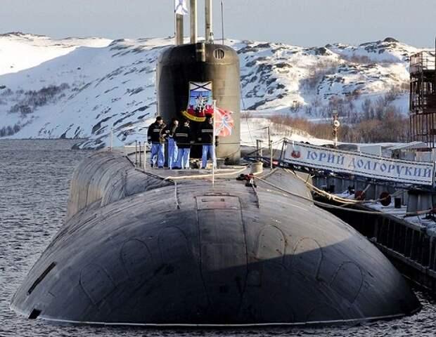 Подлодки «Борей»: почему США так боятся этих российских субмарин