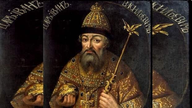 Интересная информация об Иоанне IV Грозном.