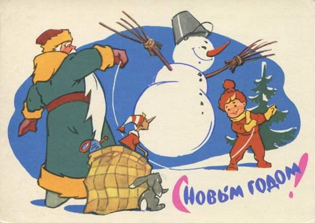 Какую тайну о своем происхождении скрывает Снеговик