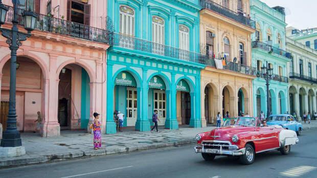 На Кубе теперь можно жить 90 дней без визы