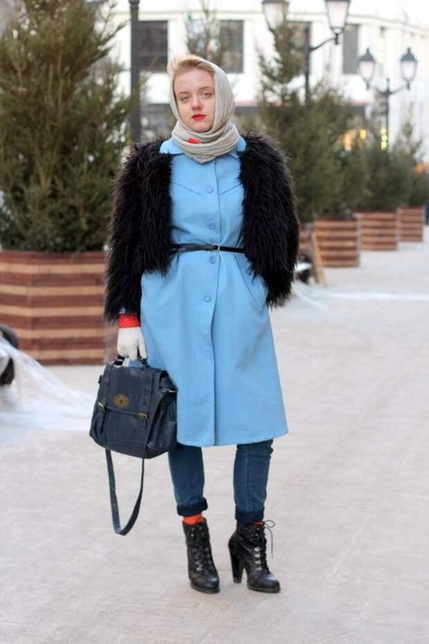 Московские модники