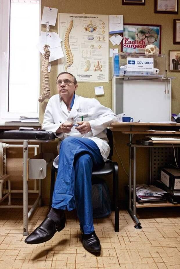 """""""Здоровый образ жизни ничего не дает, только траты"""" – Игорь Курилец, нейрохирург"""