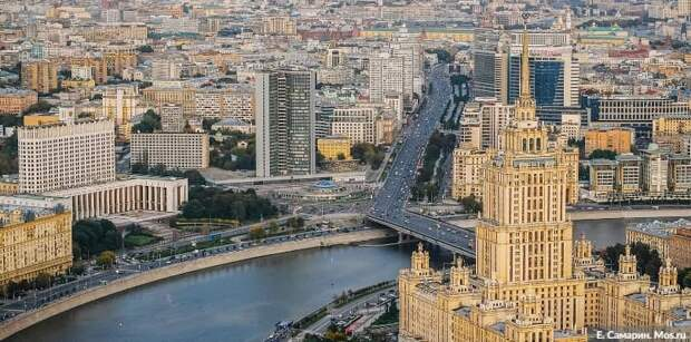 Для арендаторов недвижимости у города в Москве доступна новая мера поддержки / Фото: Е.Самарин, mos.ru