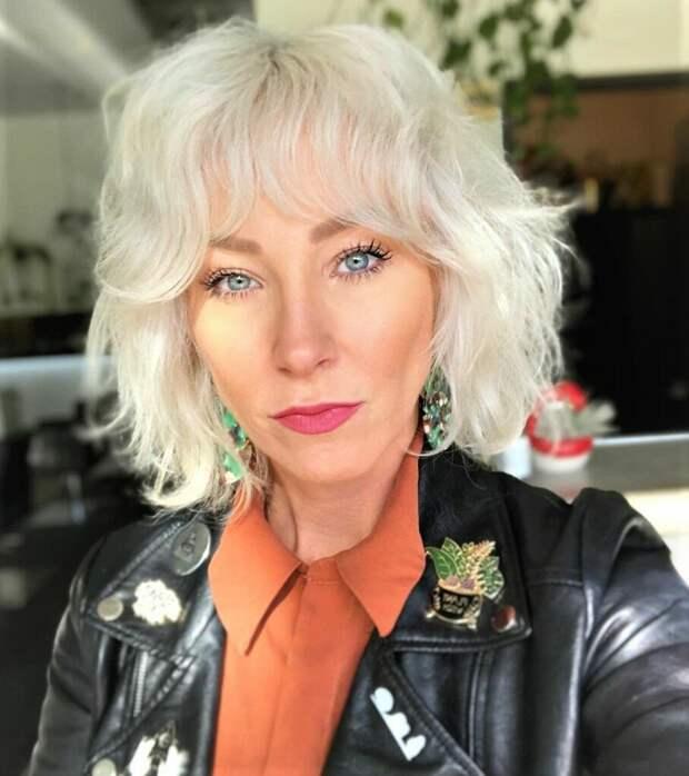 Невероятно стильные и трендовые прически 2021 для женщин 60+