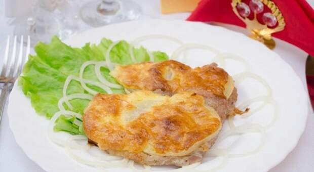 Сочное отбивное мясо: в духовке даже лучше, чем на сковороде
