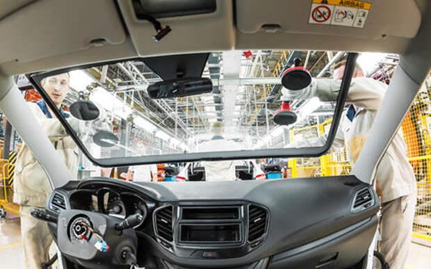 Пять компаний-автопроизводителей могут рассчитывать на государственные льготы