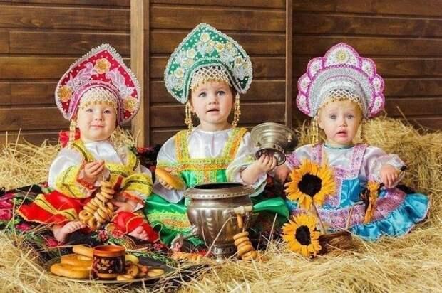 Вот они русские красавицы!