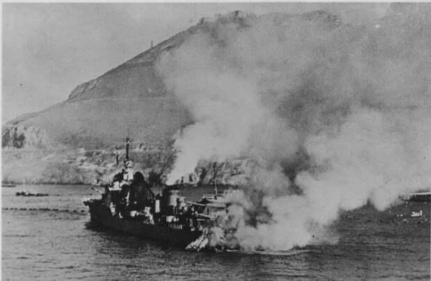 Операция «Катапульта». Как британцы топили французский флот