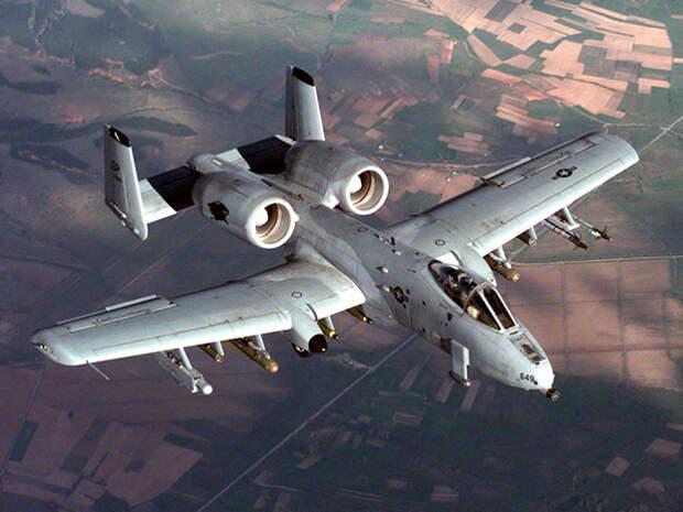 А-10 Warthog.