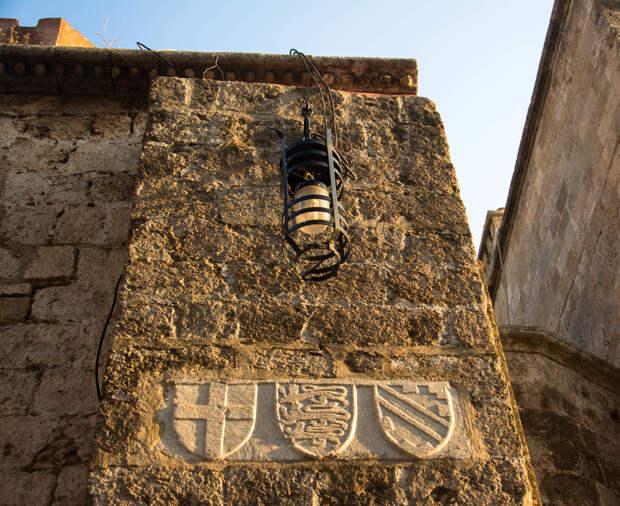 Родос – средневековый рыцарь античной Греции