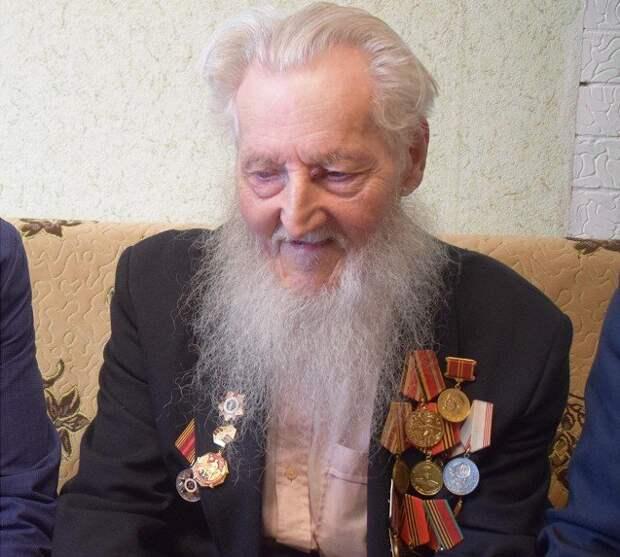 В Удмуртии скончался один из старейших ветеранов Великой Отечественной войны